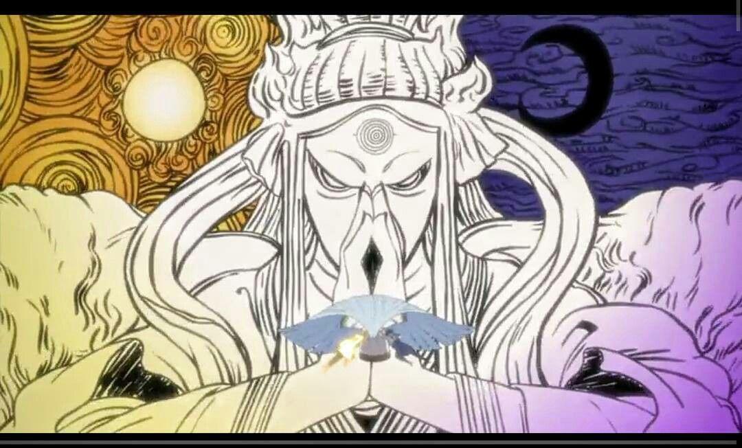 Jutsus Naruto - Rikudô Chibaku Tensei
