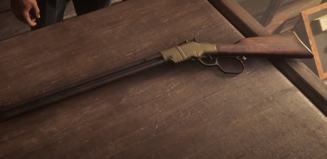 Litchfield de Repetición Red Dead Redemption 2