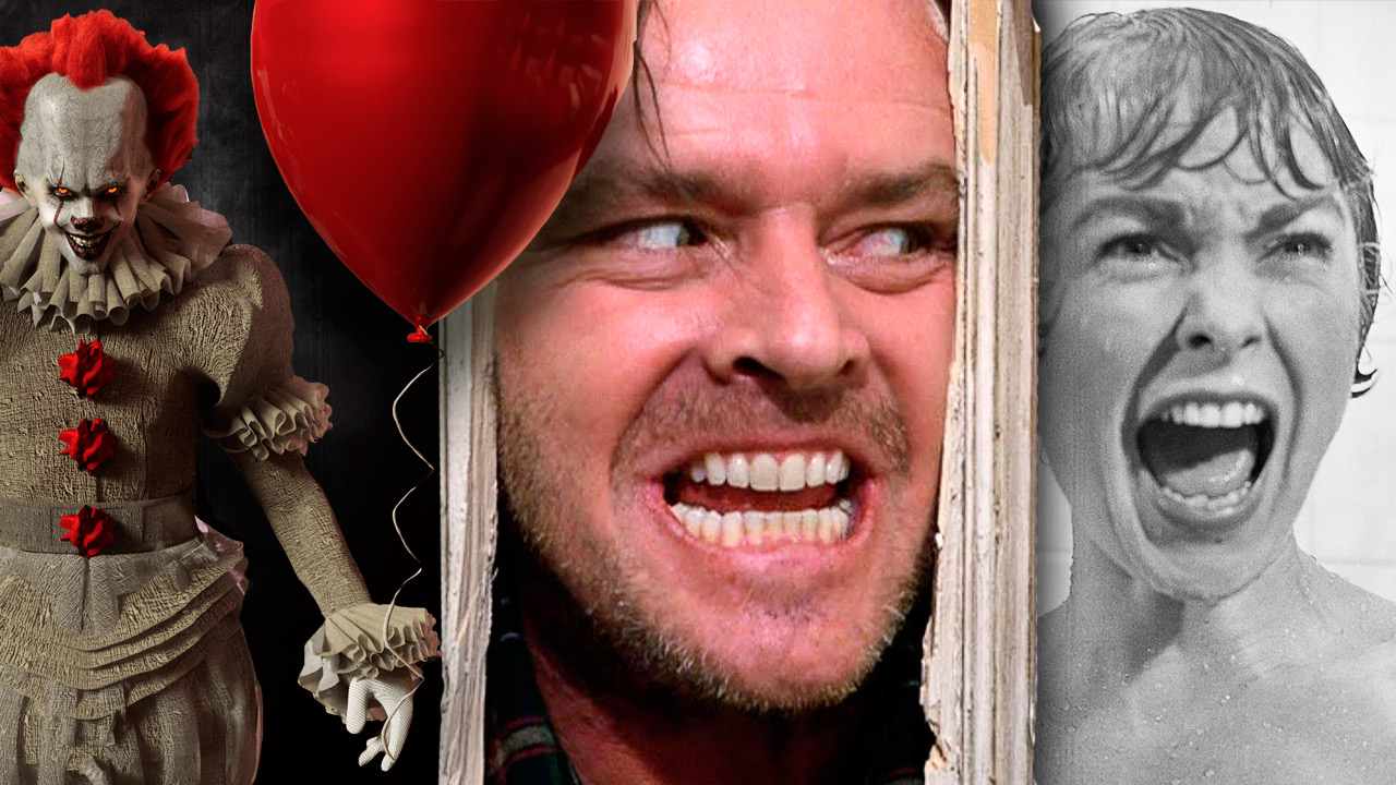 Las 29 mejores películas de terror y miedo de todos los tiempos