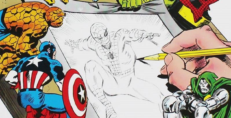 Qué era el Método Marvel y por qué Stan Lee fue crucial en él