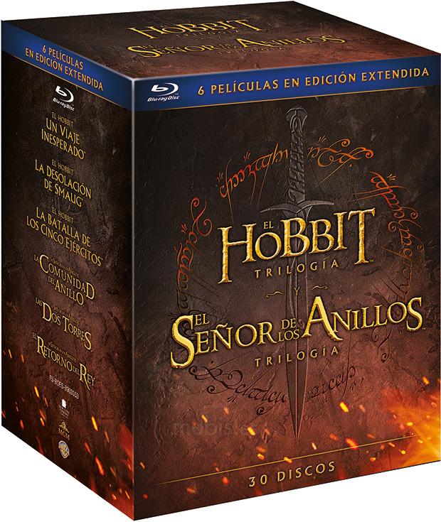 El Señor de los Anillos y El Hobbit - Reserva la saga