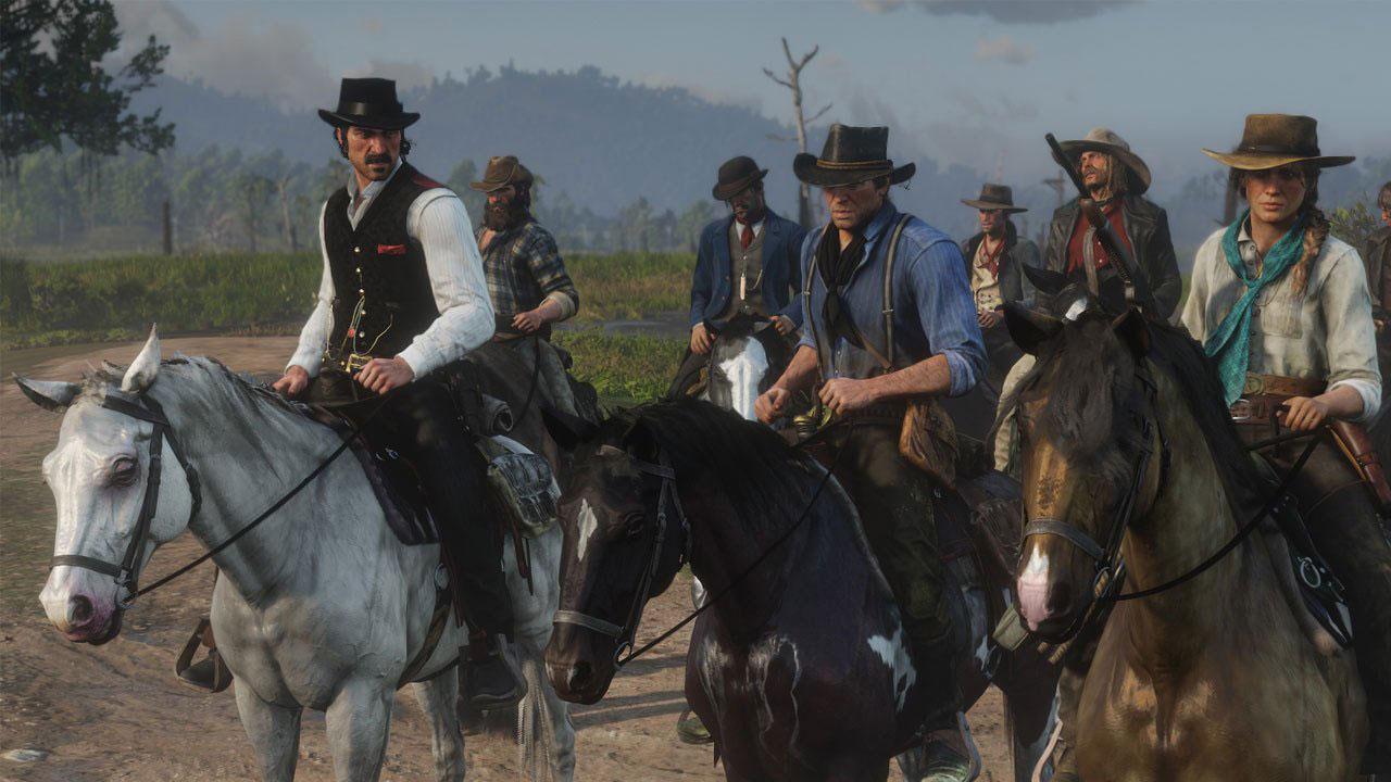 Bandas en Red Dead Redemption 2: dónde están las guaridas, las emboscadas...
