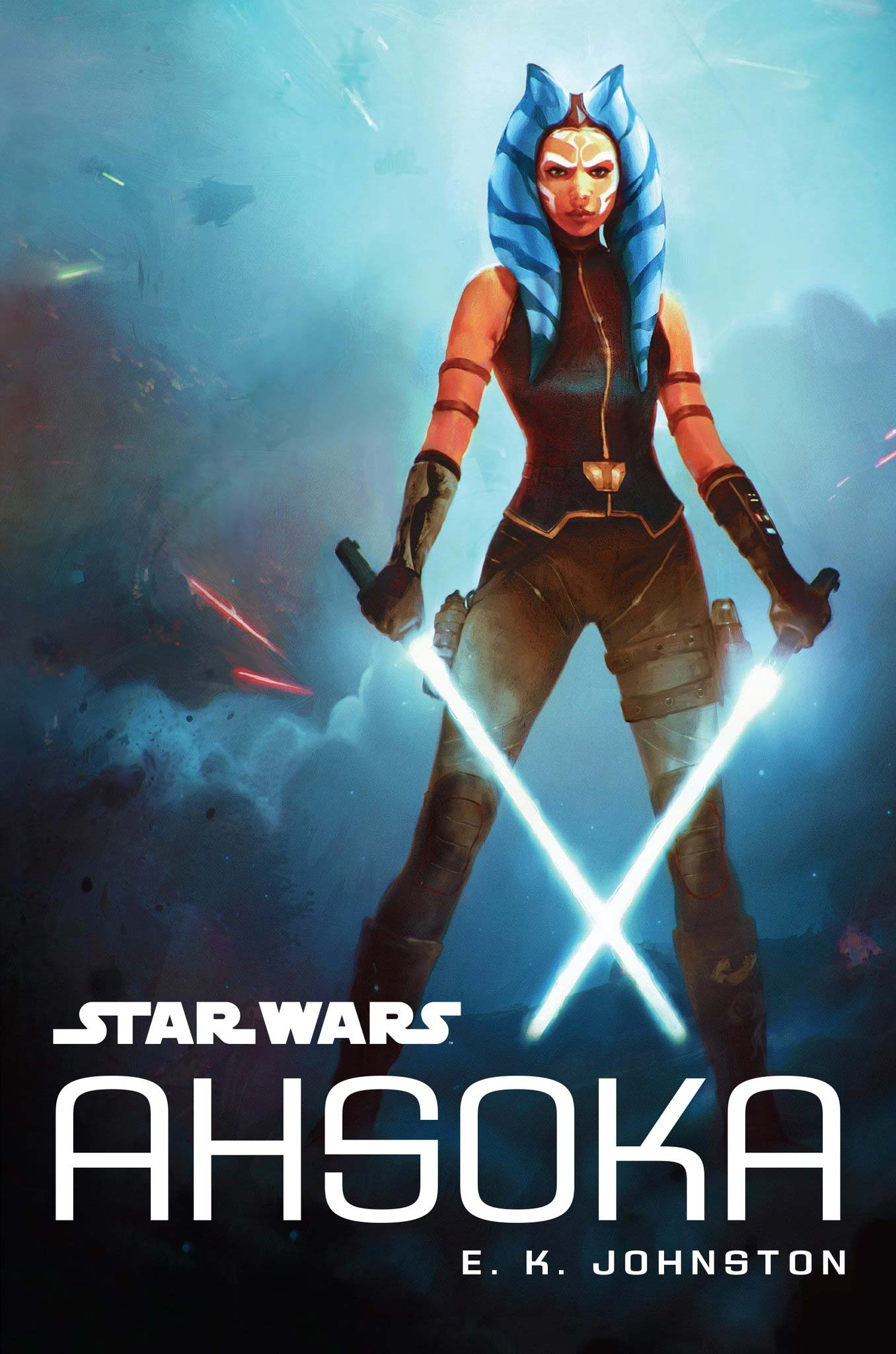 Star Wars Ashoka - La novela preludio a Rebels