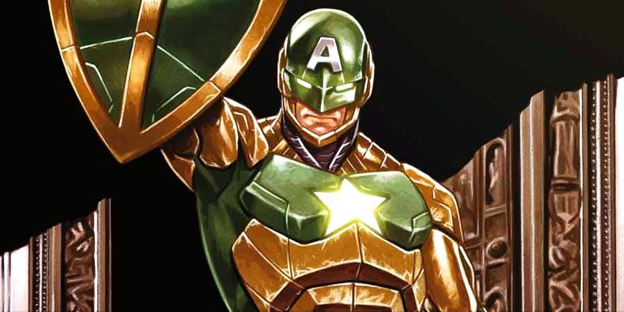 Steve Rogers Capitán América,agente de Hydra - Imperio secreto