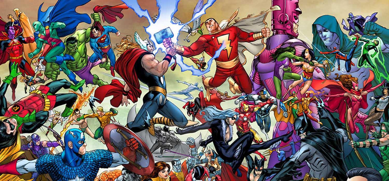 Curiosidades de superhéroes que seguro que no conocías