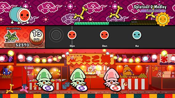 taiko switch 4