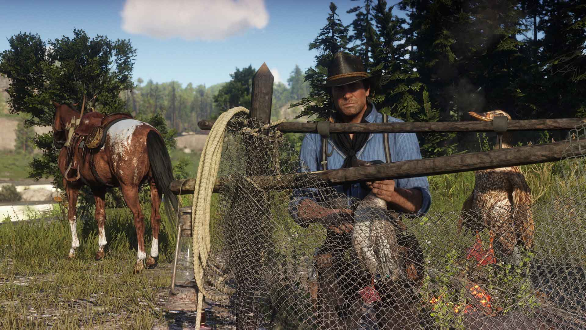 Talismanes Red Dead Redemption 2