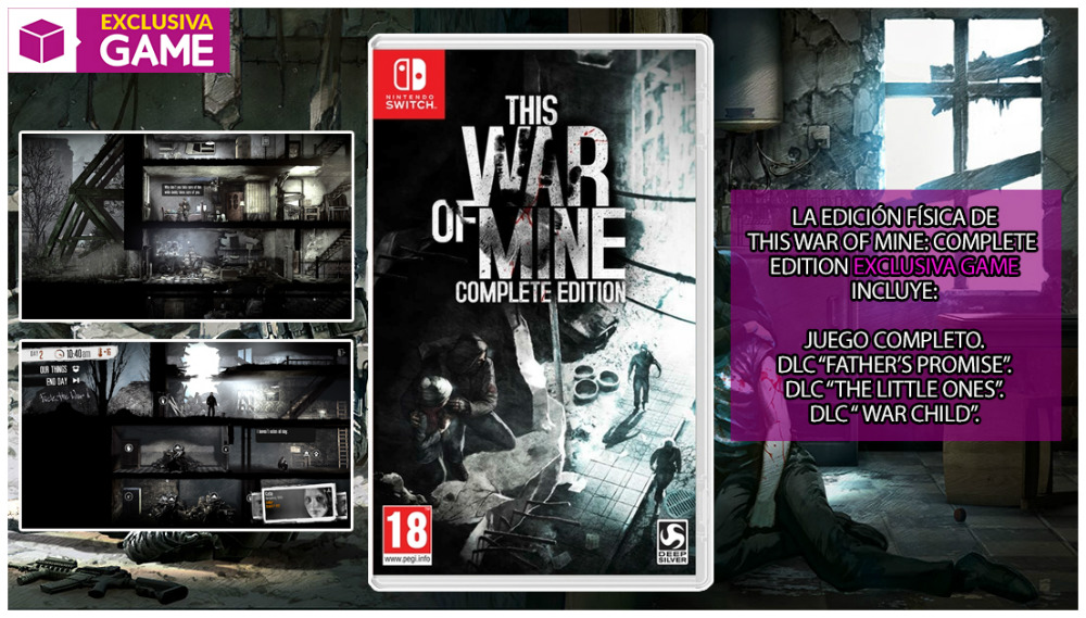 This War of Mine Complete Edition en GAME