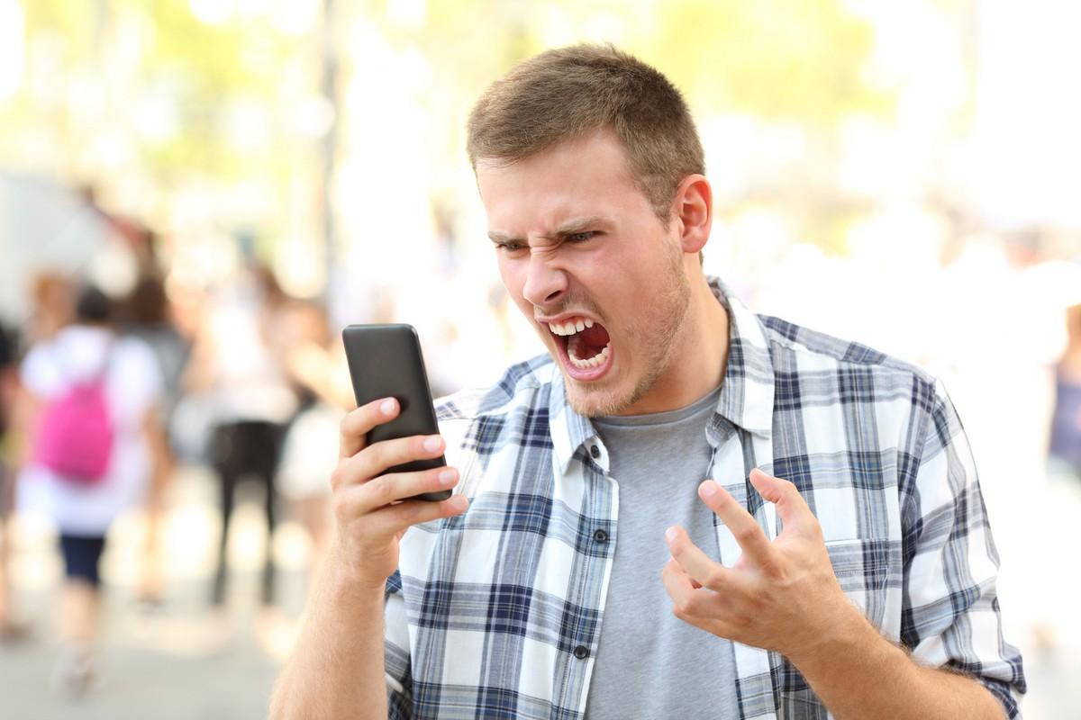 Errores a comprar un móvil