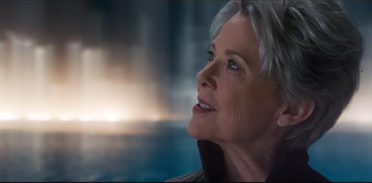 Annette Bening, ¿la primera Capitana Marvel?