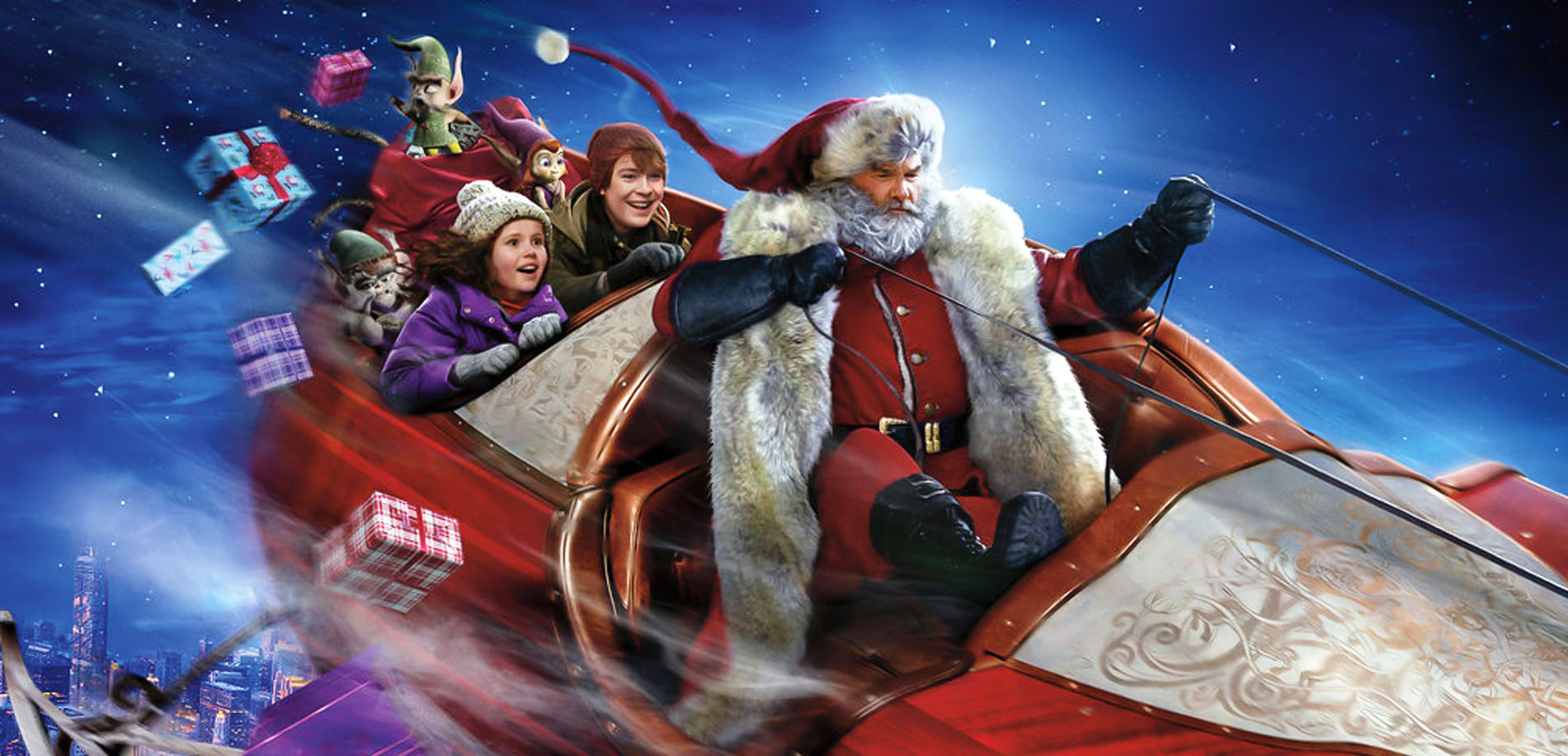 crónicas de navidad, netflix, crónicas de navidad 2