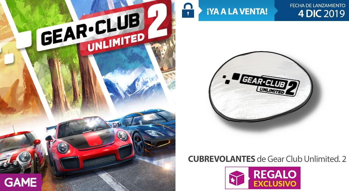 Gear Club Unlimited 2 en GAME