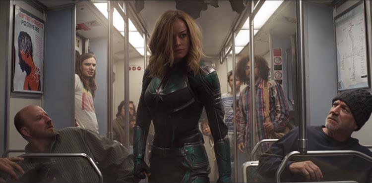 """""""Los Kree son los buenos"""" en Capitana Marvel"""