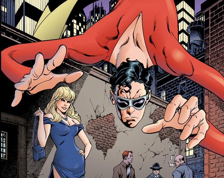 Plastic Man Cómics DC