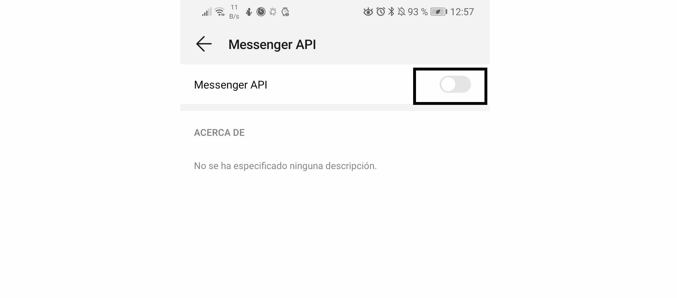 Programar en WhatsApp