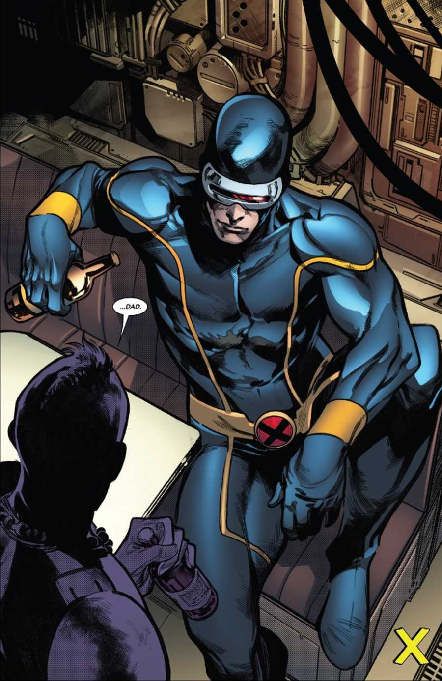 El regreso de Cíclope en los cómics Marvel