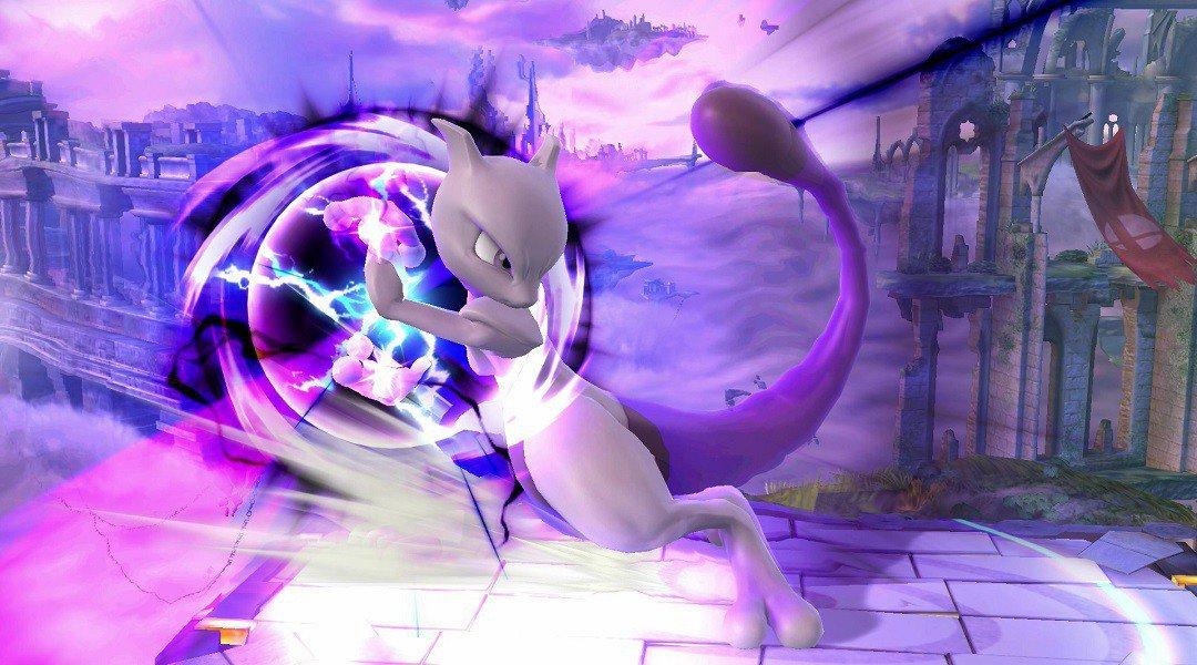 Super Smash Bros. Ultimate - Mewtwo