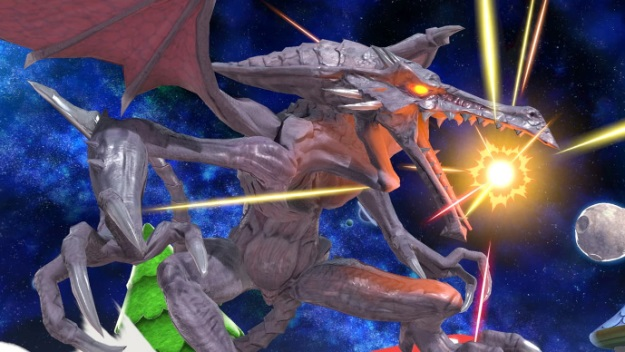 Super Smash Bros. Ultimate - Ridley