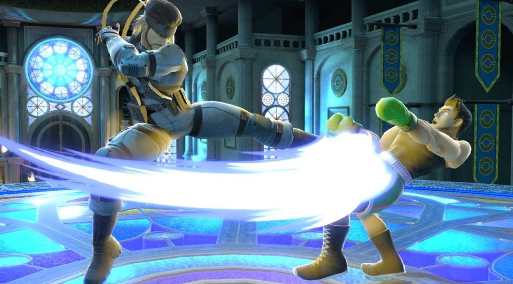 Super Smash Bros. Ultimate - Snake