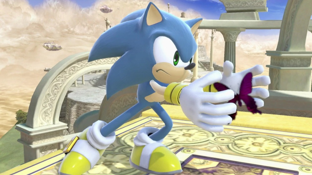 Super Smash Bros. Ultimate - Sonic