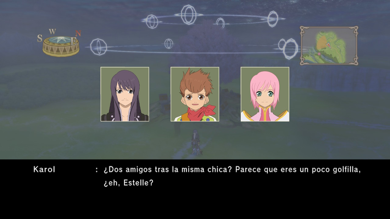 Tales of Vesperia Nintendo Switch