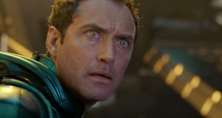 Capitana Marvel - Jude Law
