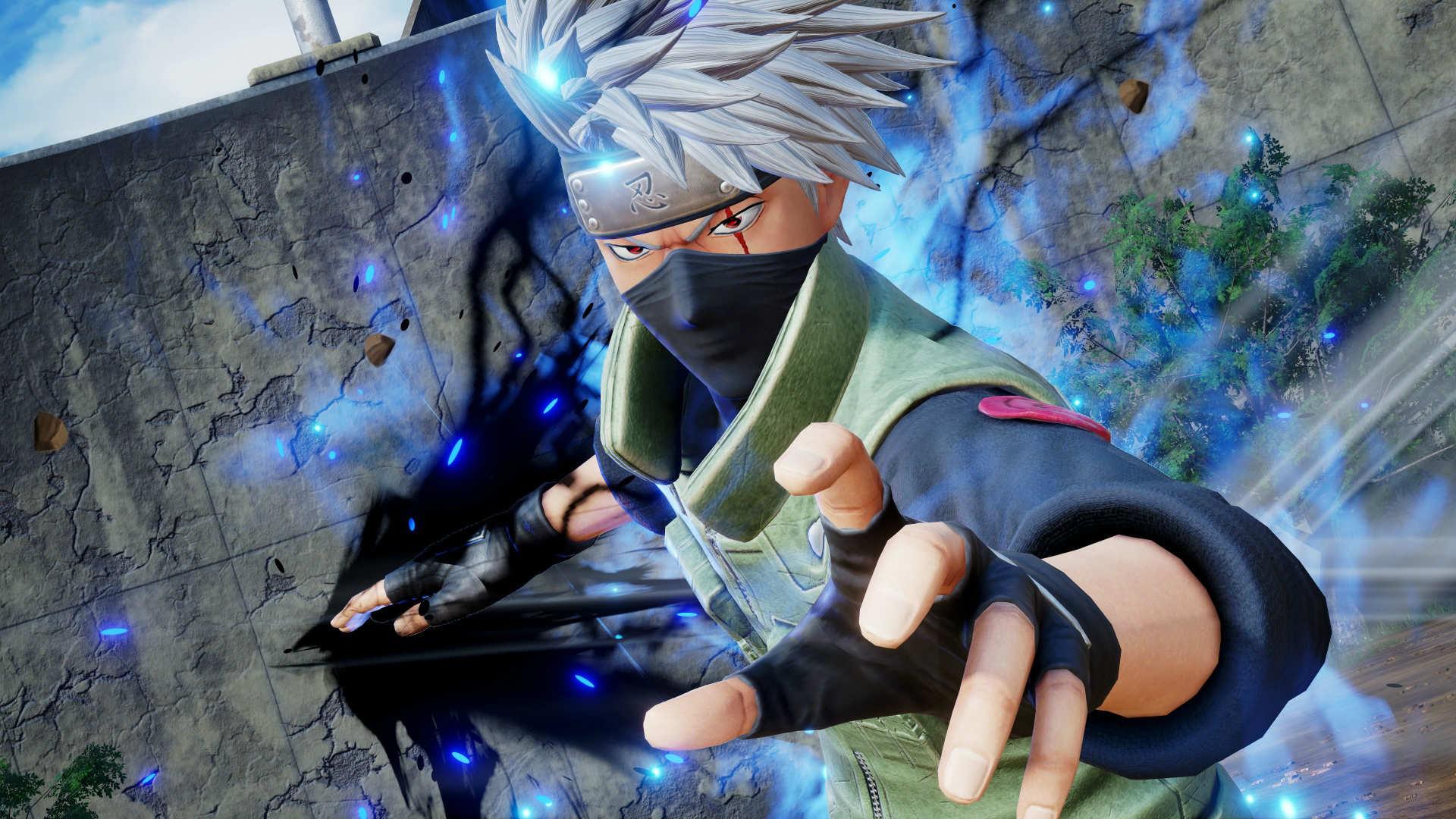 Imagenes De Kakashi Gaara Boruto Y Kaguya En Jump Force Hobbyconsolas Juegos