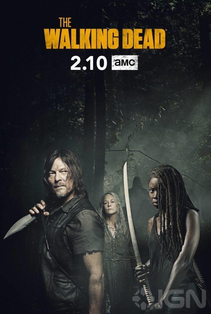 The Walking Dead temporada 9 nuevo poster