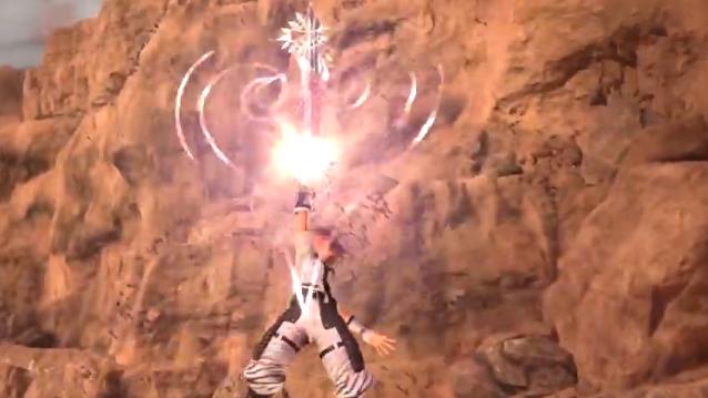 Arma Artema Kingdom Hearts 3