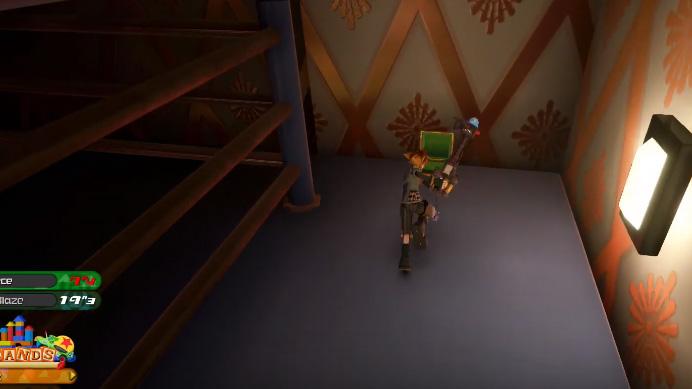 Cofres Kingdom Hearts 3
