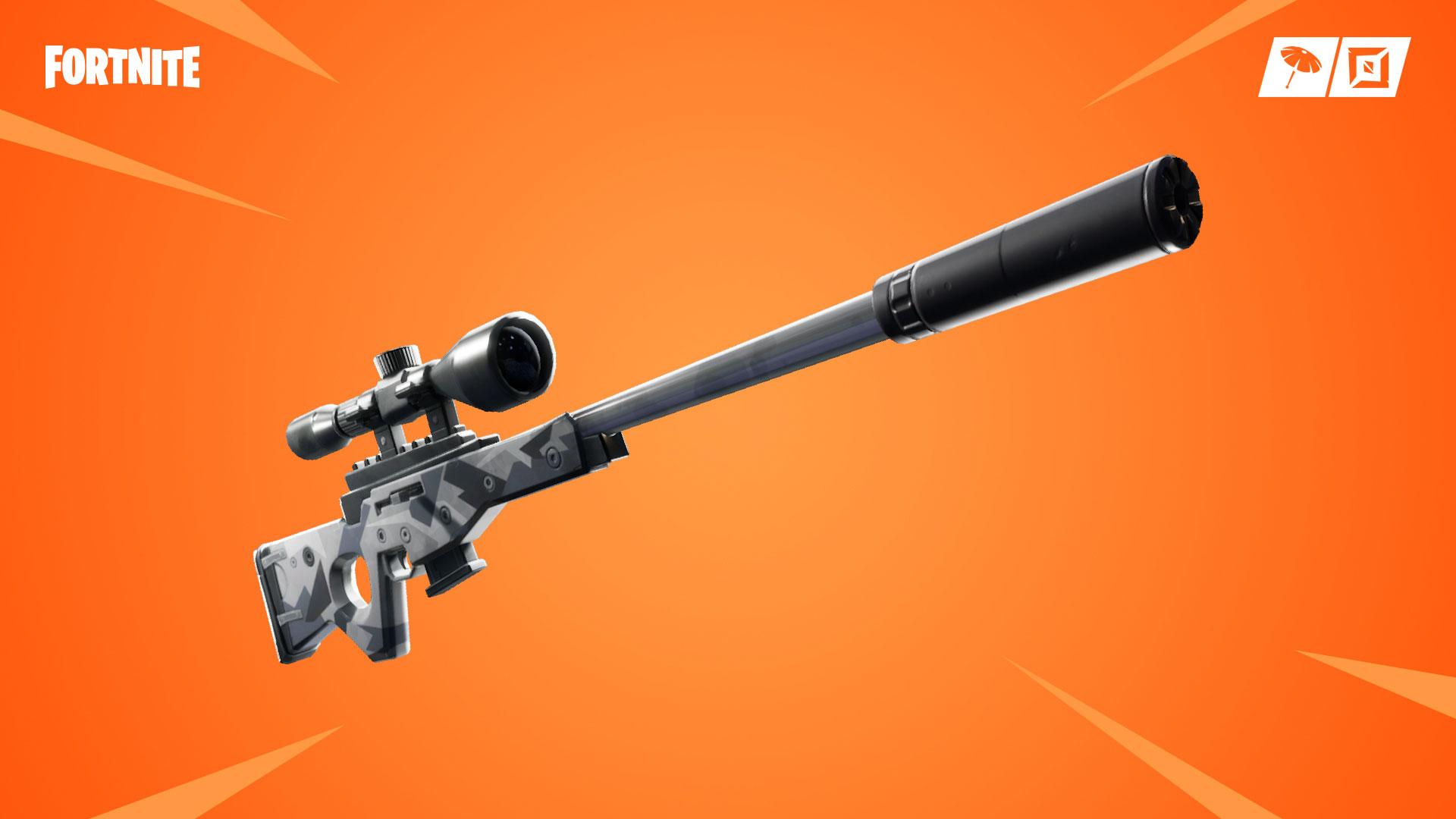 Armas Fortnite