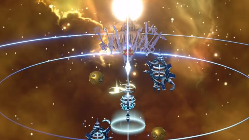 Constelaciones Kingdom Hearts 3
