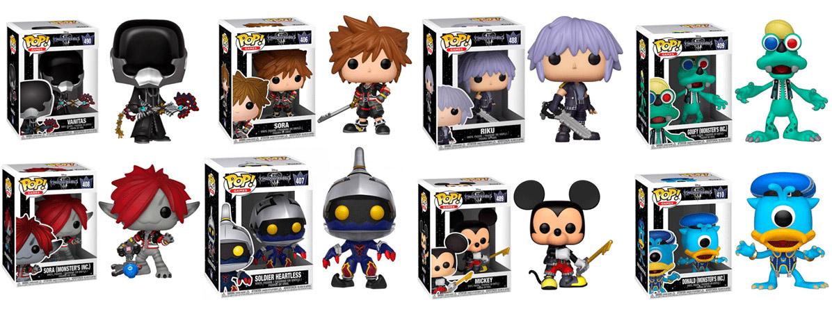 GAME Bazar Kingdom Hearts 3