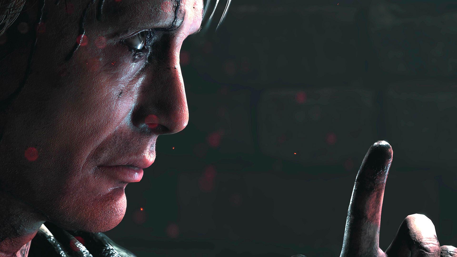 Death Stranding PS4 Kojima