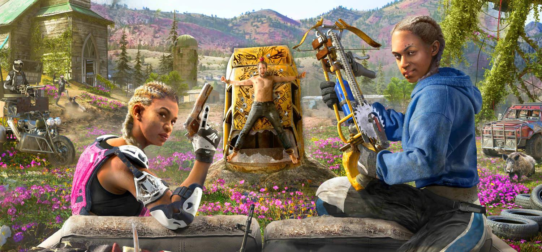 Analisis De Far Cry New Dawn Para Ps4 Xbox One Y Pc