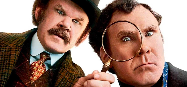 Crítica de Holmes & Watson, líder en nominaciones a los Razzie -  HobbyConsolas Entretenimiento