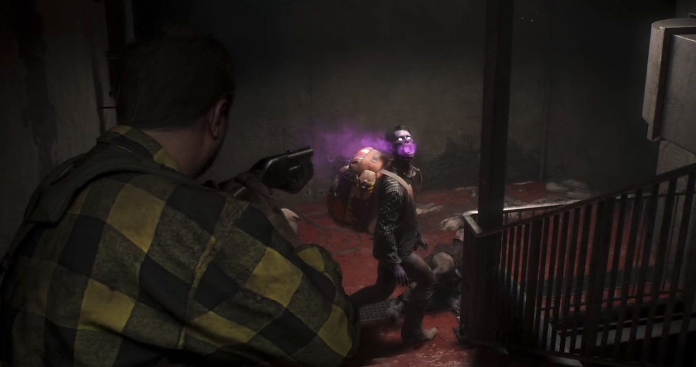 Sin lamentos DLC Ghost Survivor Resident Evil 2