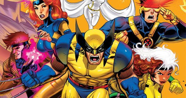 X-Men Cómics