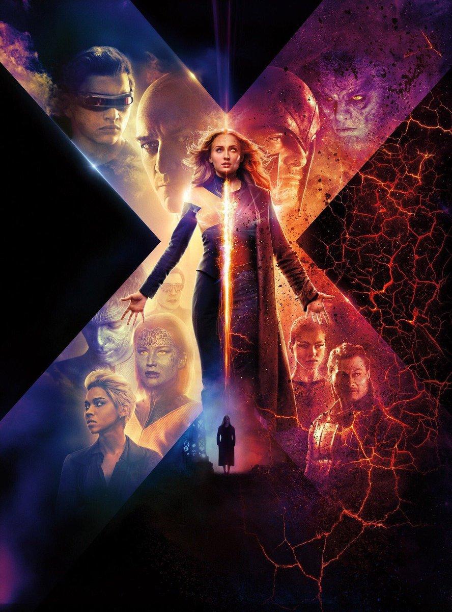 Nuevo póster X-Men: Fénix Oscura