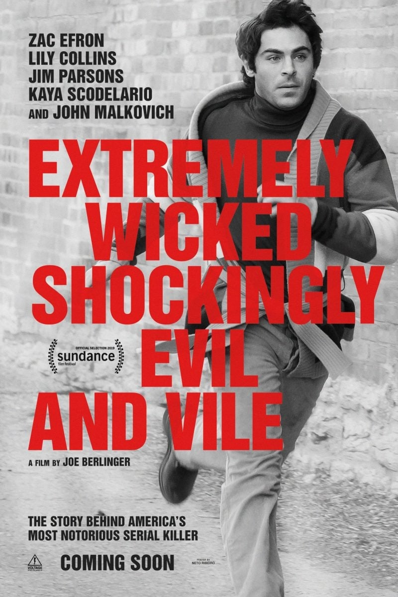 Extremely Wicked, Shockingly Evil and Vile (2019) | DVDRip Latino HD GoogleDrive 1 Link
