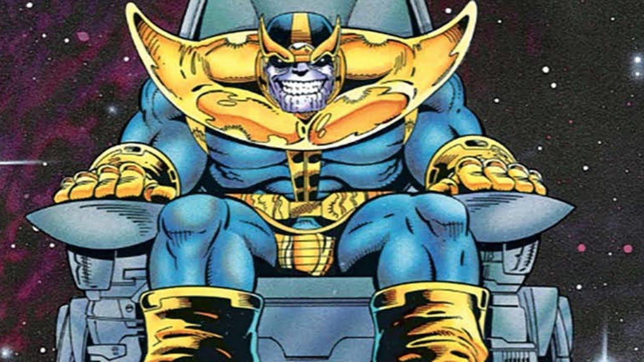 Thanos - Thanos Quest