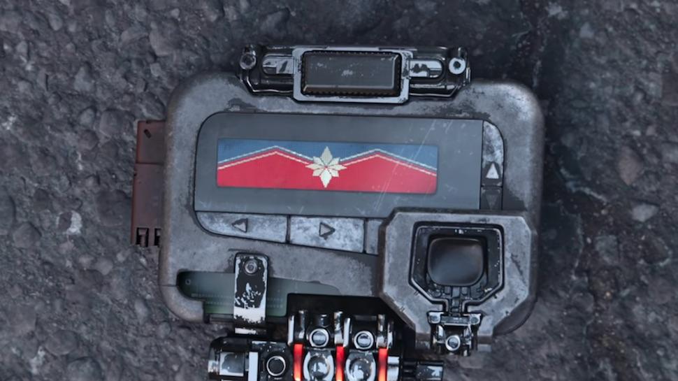 Capitana Marvel - Busca