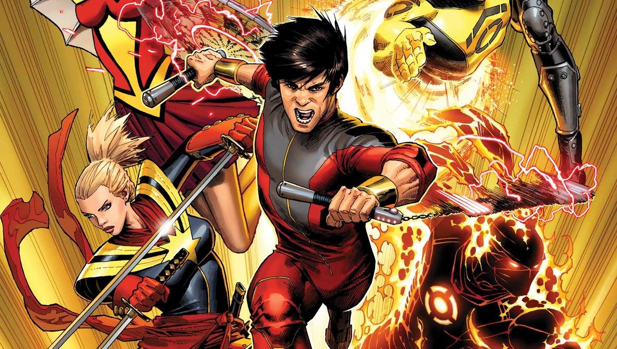 Marvel revela Shang-Chi y la Leyenda de los Diez Anillos ...