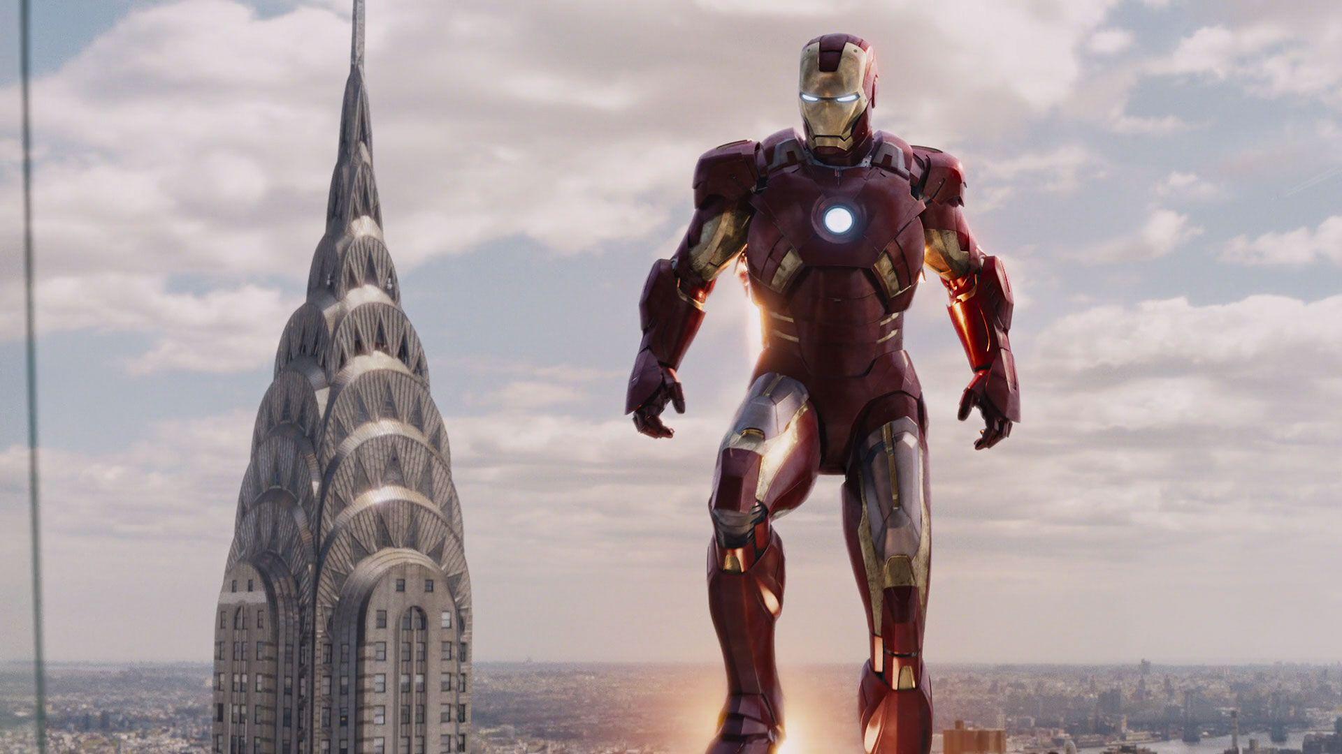 Armaduras Iron Man