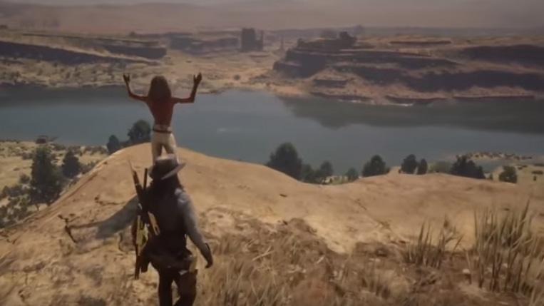 Personajes secretos Red Dead Redemption 2