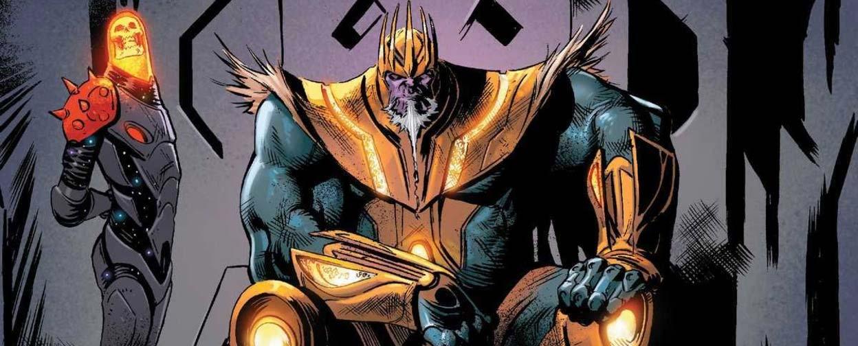 Anciano Rey Thanos