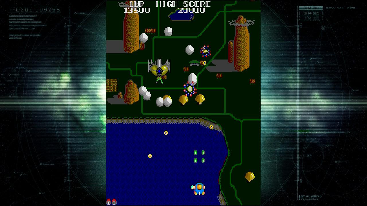 Análisis de Anniversary Collection Arcade Classics