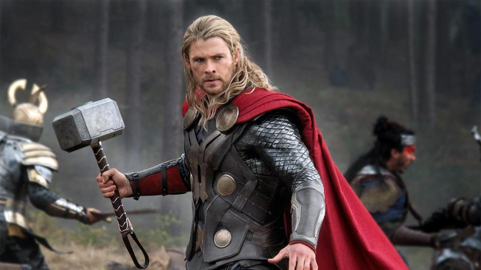 Armadura de Thor: El Mundo Oscuro
