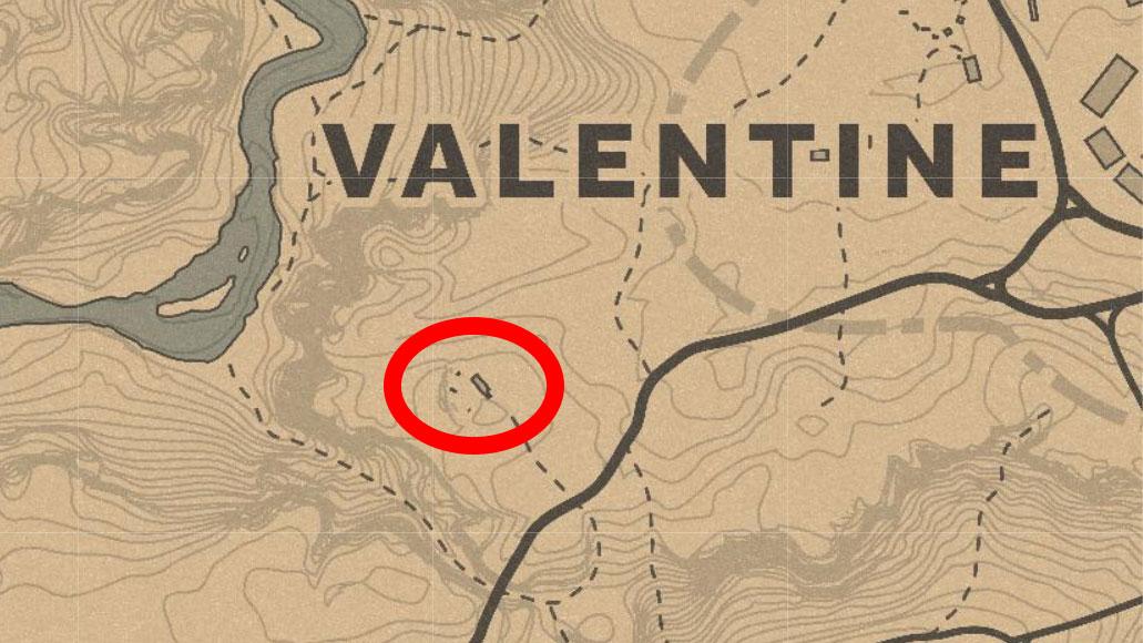 Asesino en serie Red Dead Redemption 2