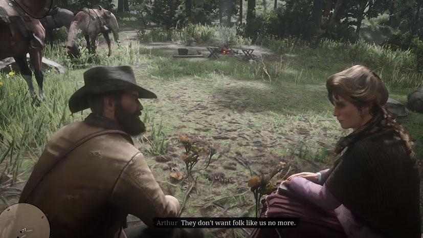Confesiones Arthur Red Dead Redemption 2